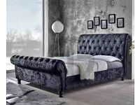 Luxury sleigh beds FREE DELIVERY 🚚