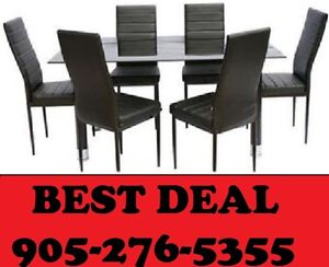 7pcs Dining Set Only $398