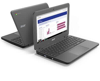 """Acer ChromeBook 11 N7 C731-C78G,11.6"""" HD LCD, Intel Celeron N3060, 4GB LP DDR3,"""