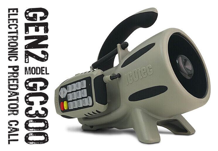 ICOtec GEN2 GC300 Electronic Predator Coyote Call