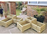 Corner planter only £35 each