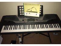 Yamaha keyboard PSR-G76