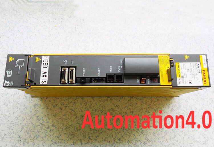 1pc Used Fanuc A06b-6127-h106 Servo Amplifier Tested It In Good Condition