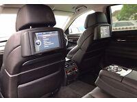 Fully loaded - 2010 BMW 730LD Se Auto - Rear entertainment - comfort seat - 730d / 530d 535d m sport