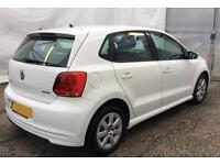 Volkswagen Polo 1.2TDI ( 75ps ) BlueMotion FROM £33 PER WEEK!