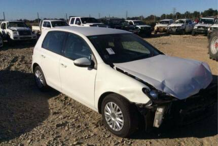 Volkswagen  Golf  Hatchback 2009  Wrecking Now East Albury Albury Area Preview