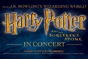 Harry Potter and the Sorcerer's Stone In Concert - Buffalo Feb21