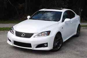 Lexus ISF WANTED