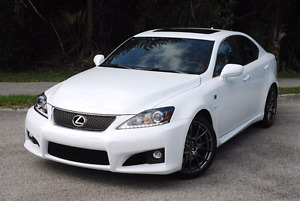 Lexus IS-F WANTED