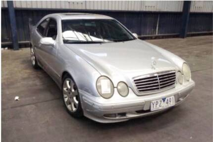 2001 MERCEDES CLK320 COUPE 5SP AUTO || SELLING COMPLETE #M1055 Bankstown Bankstown Area Preview