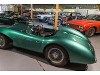 Garage to Rent | £25/wk | Classic & Sports Car Storage | Grandstand Storage