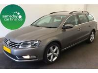 £154.45 PER MONTH - VW PASSAT 2.0 TDi 140 BMT SE DSG ESTATE 5 DOOR DIESEL