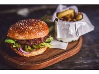 Assistant Manager & Waiters required for a new steak and burger restaurant opening in mid-September