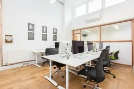 N1 - Old Street – Newly Refurbished Media Style Office – Up to 12 People – Flexible Terms