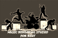 *** FREE RENT - MUSIC REHEARSAL STUDIO - MOVE- IN INCENTIVE ***