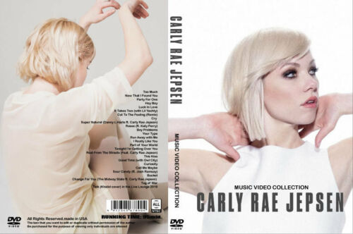 CARLY RAE JEPSEN / 2017 PROMOTION & MUSIC VIDEO COLLECTION   DVD