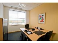 This modern building offers a contemporary business centre in a lovely setting.