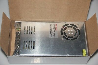 New 35 Amp 12 Volt Output Regulated Radio Power Supply With Ce