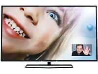 ultra modern ,Philips 5000 series LED TV 32 inch HD TV with Pixel Plus,super thin and very light ,