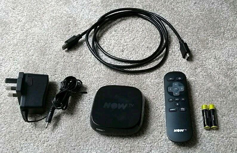 Now TV Box 2