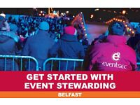 Get Started with Event Stewarding - Belfast