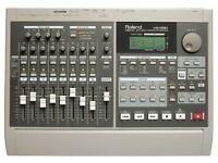 Roland VS-880 Multi track recorder and Mixer