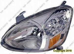 Head Light Driver Side Sedan/Coupe High Quality Toyota Echo 2003-2005