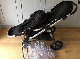 Baby jogger dbl pushchair