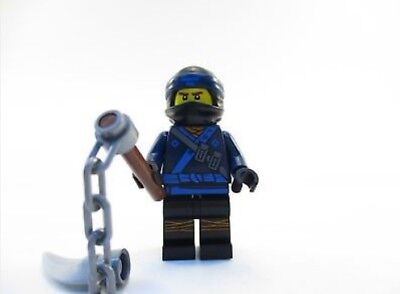 Authentic New LEGO Ninjago Movie 70614 | Jay MINIFIG ONLY!