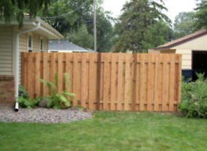 Need a fence built?
