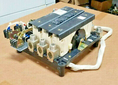 Asco Automatic Transfer Switch 940 Series 208120 Volt 3-phase 400 Amp