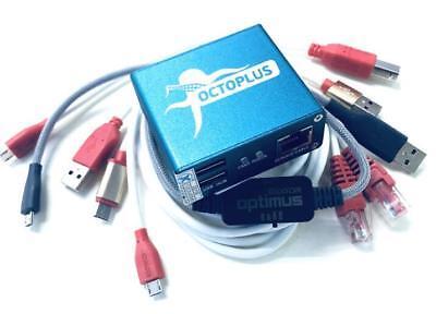Original Octopus Box Repair flash for LG+Samsung +Optimus 5 cables