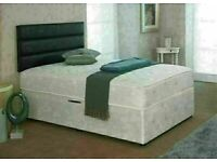 CASH ON DELIVERY DIVAN SINGLE-SMALL DOUBLE-DOUBLE & KING SIZE BED BASE w 2or4 DRAWERS OPTION IN BASE