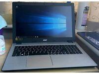 "Intel Core i7-5557U 4 X 3.1GHz 5th Gen Acer Aspire 15.6"" Full HD 1080p Windows 10"