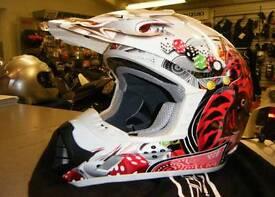 Brand new mx helmet