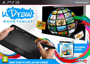 uDraw-Game-Tablet-PS3-Free-Studio-instant-Artist-New-Sealed