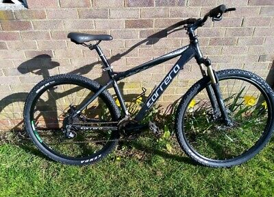 Mountain Bike Carrera Vengeance 29er custom 6061 T6 Med Frame grey in York