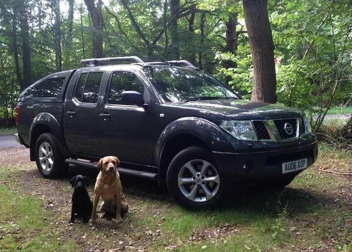 Nissan Navara hardtop £300 Located watton