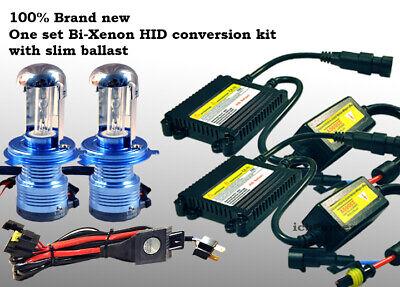9007 HB5 Bi-Xenon HID Conversion Kit 8000K Light Blue Replace Bulbs Lamps 119T comprar usado  Enviando para Brazil