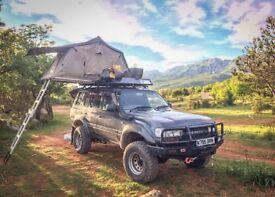 Toyota Land Cruiser 80 Series - Overland Ready