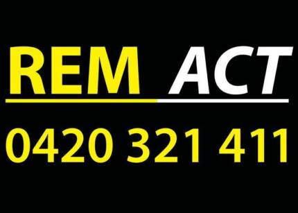 Rem Act Pty.Ltd. Transport - Removal and Delivery in Canberra ACT Fyshwick South Canberra Preview