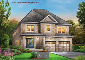Brand New Homes...In A Perfect Location In Brampton!!!