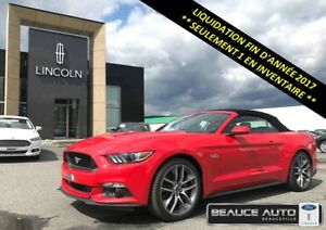 2017 Ford Mustang GT Premium / Neuf