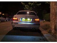 BMW, M5, E39, 2000, SILVER, 115000 miles, MoT Feb 17