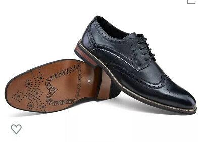 1920 Dress Men (JOUSEN Men's Oxford Formal Dress Shoes (MY602) Classic Derby Size 9 1920s)