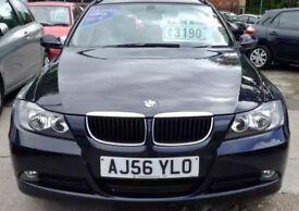 BMW Estate 3 Series - 2 Keys - Warranted Miles - V5 Present - HPI CLEAR