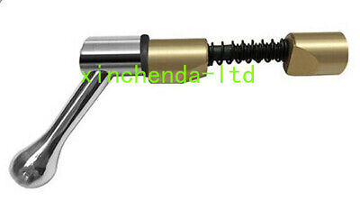 New Bridgeport Milling Machine Table Lock Handle 516 Brass Sleeve Vertical Mill