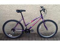 """Bike/Bicycle.LADIES UNIVERSAL """" WILD THING """" MOUNTAIN BIKE"""
