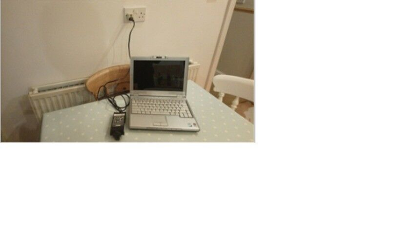 Dell XPS M1210 laptop for parts or repair, wifi not wkg  Laptop