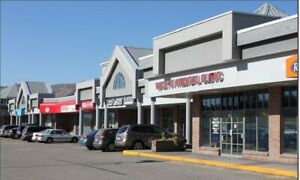 Retail space for lease - #102 Fruit Union Plaza